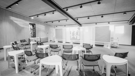 Seminarraum im Metaplan Seminarzentrum in Quickborn