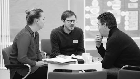 Fallgruppenarbeit im Professional Programm