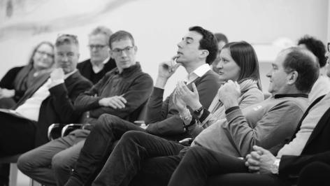 Teilnehmer des Metaplan Professional Programms