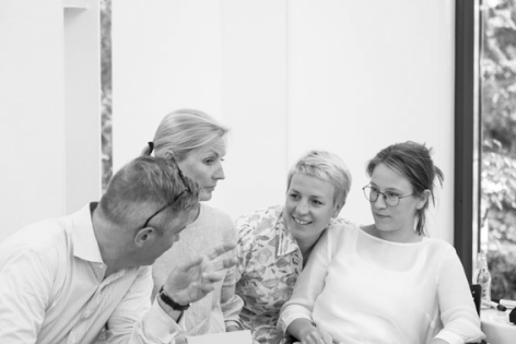 Fallgruppenarbeit während des Metaplan Consultants Meeting