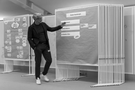 Metaplaner Jens Kapitzky moderiert das Professionals Programm