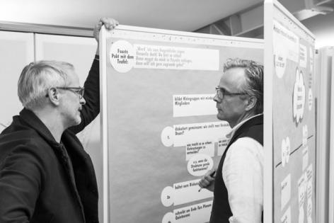 Metaplaner Jens Kapitzy und Christoph Nahrholdt