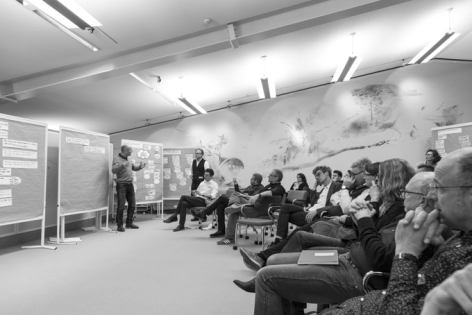 Academy Veranstaltung im Seminarzentrum in Quickborn